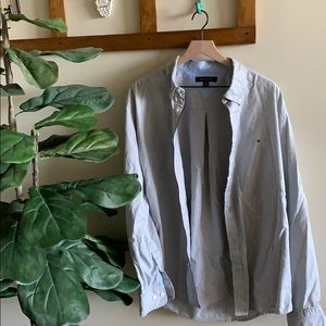 Long Sleeved Button Up (Tommy Hilfiger)